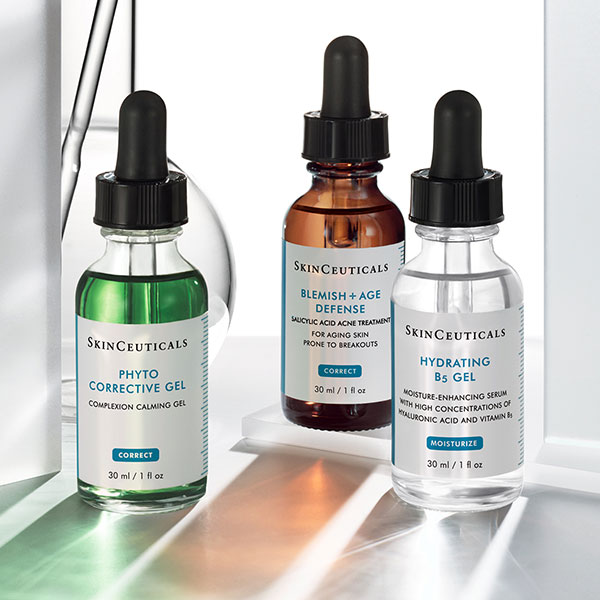 OUR SERUMS
